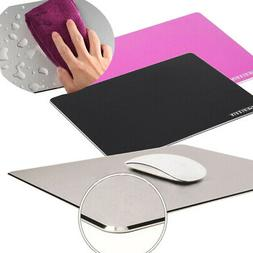 Aluminum Alloy Gaming Mouse Mat Pad Mousepad Non-slip For Ap