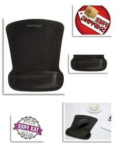 Computer Mouse Pad with Gel Filled Wrist Support Rest High Q