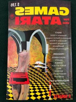 GAMES FOR THE ATARI 400/800 S ROBERTS HOW TO PROGRAM YOUR OW