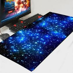 Gaming Mouse Pad Locking Edge Large PC Computer Laptop For A