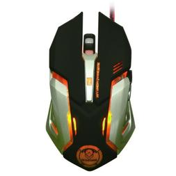 Generic 3200 DPI LED Optical 6D USB Wired Gaming Mouse Mice