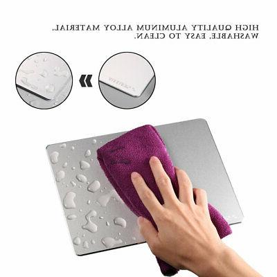 Aluminum Alloy Mouse Mat Pad For Apple