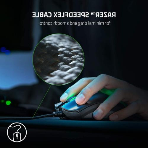Gaming Mouse Optical Fastest Grip