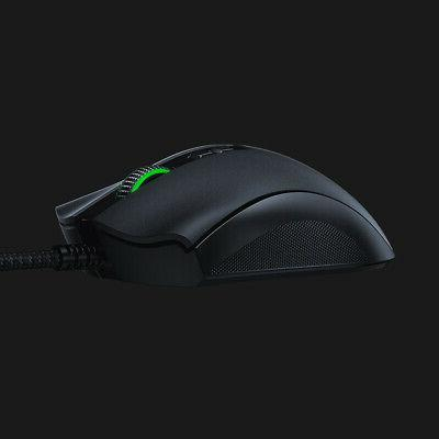 Razer DeathAdder Wired Mouse 8 For Computer Z6M1