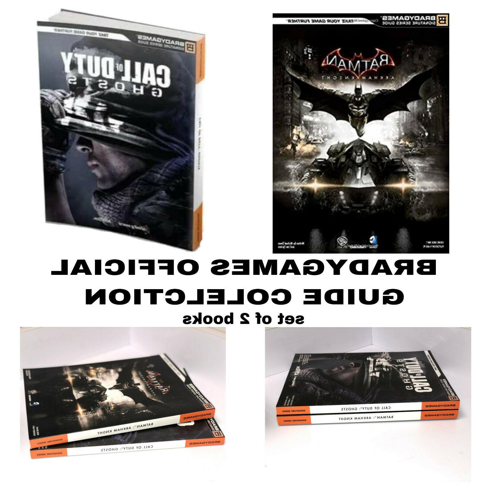 signature series guide collection 2 book set