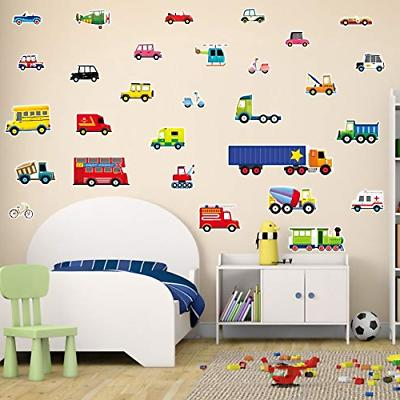 Transports Wall Stickers Wall Decals Peel and Stick Stickers