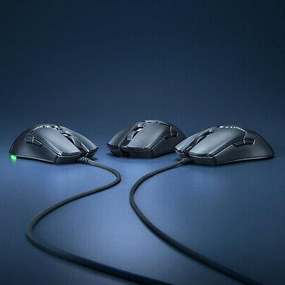 Razer Wired Mouse Mini Computer Mouse Mice For Desktop Laptop N0I3