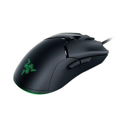 Razer Viper Wired Mouse Mini Computer Mice For Laptop N0I3