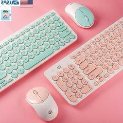 Mini Wireless Keyboard And Mouse Set For Mac Apple PC Comput