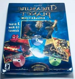 NEW Disney's Treasure Planet Collection 3 CD-ROM Computer PC