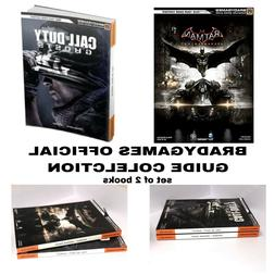 Bradygames Signature Series Guide Collection 2 Book Set Comp